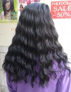 Haarverlängerung 10